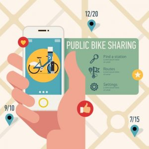 Aurora Dock Free Bike App